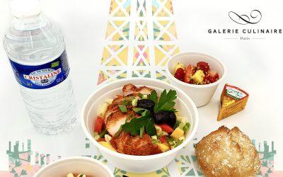 GALERIE CULINAIRE – offre spéciale COVID – livraison 7j/7 – des menus différents chaque jour.